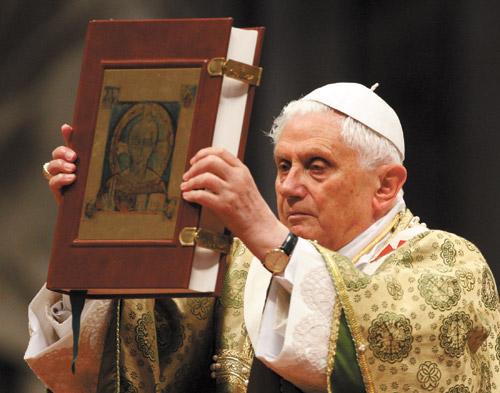 AAAAABenedicto XVI y Sagrada Escritura