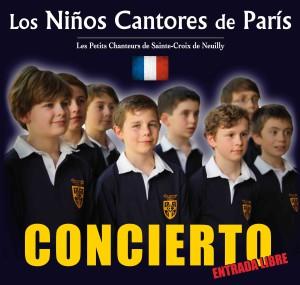 NinosCantoresParis