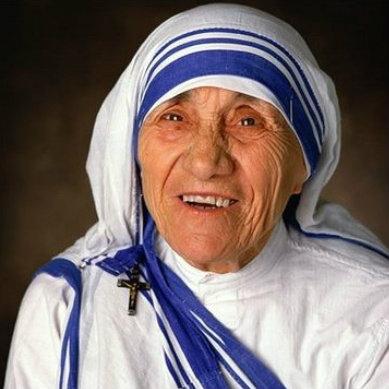 exposicion Madre-Teresa de calcuta