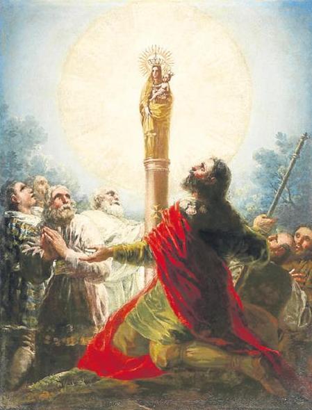 la-virgen-del-pilar-se-aparece-al-apostol-santiago-de-goya