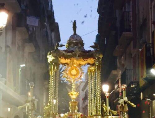 Las Procesión del Corpus Christi, de Alicante