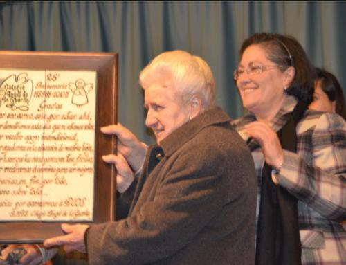 Funeral de la Fundadora de Ignis Ardens y del Colegio Ángel de la Guarda